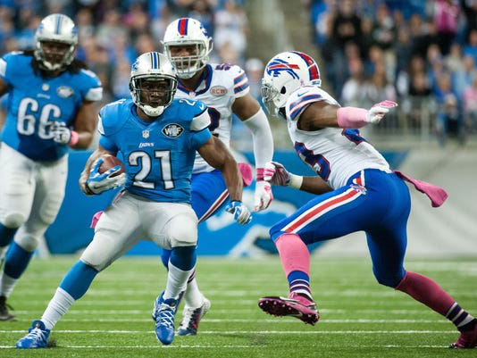 NFL: Buffalo Bills at Detroit Lions