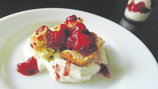 Homemade cake boosts the flavor of strawbery shortcake. {TNS}