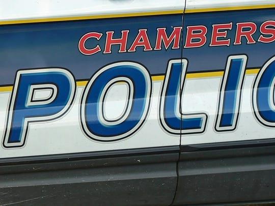 Chambersburg Police.