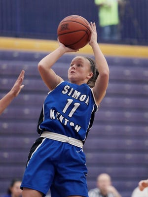 TMC's Abby Owings has been limited to single digits in scoring just four times this season.