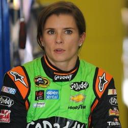 Danica Patrick's NASCAR career