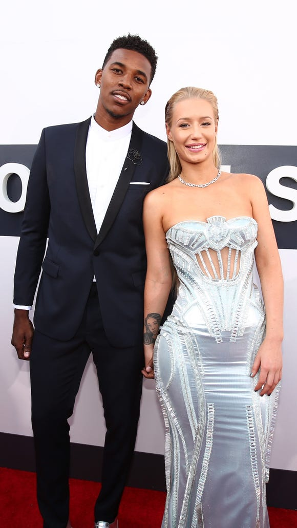 Cock with iggy azalea and nick young dating for how long drunk