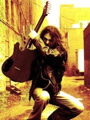 Blues-rock guitarist Anthony Gomes will play a Saturday night show at Krave, 1614 S. Glenstone Ave.