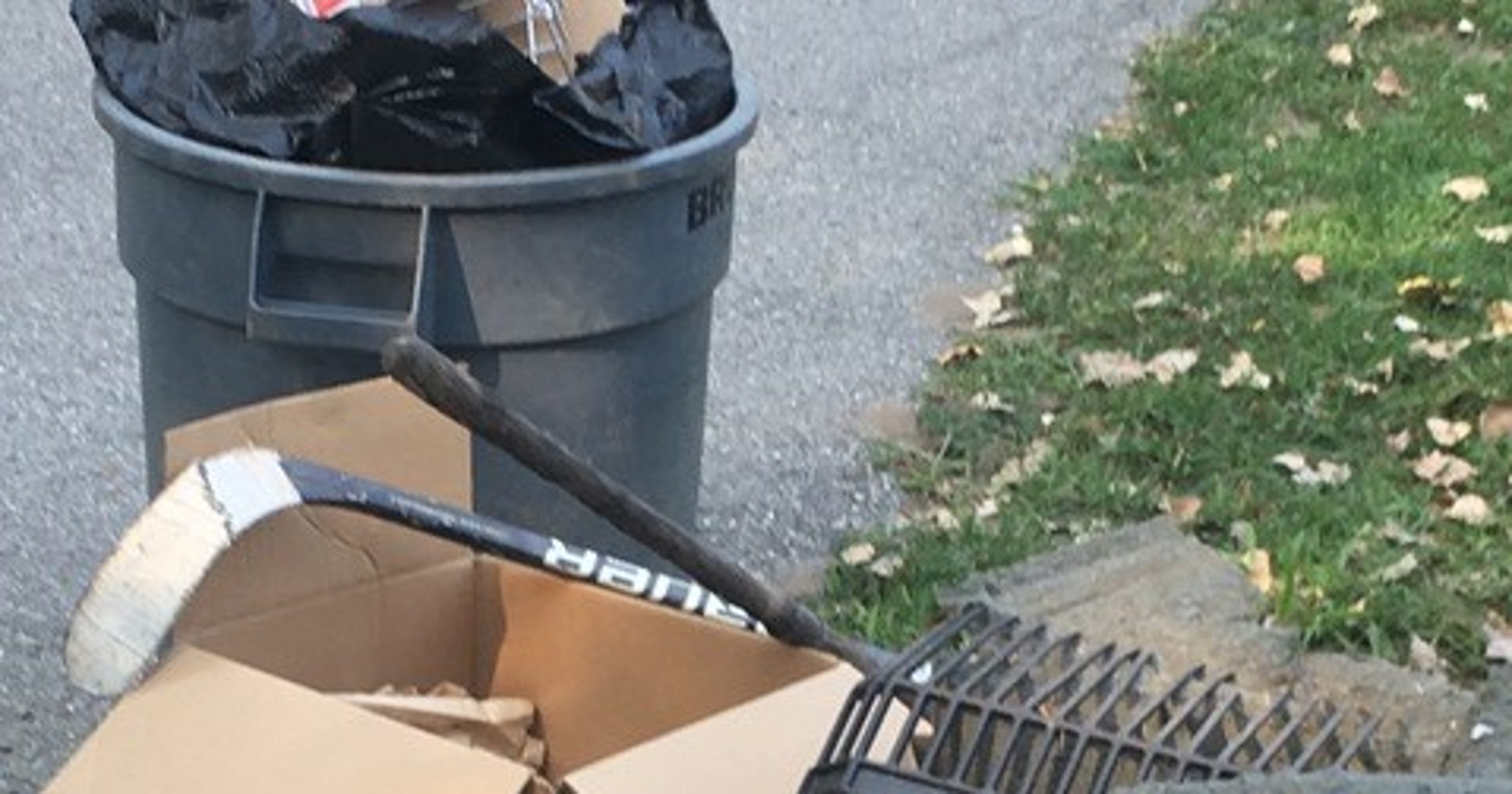 Garbage piling up in pricey Oakland Township