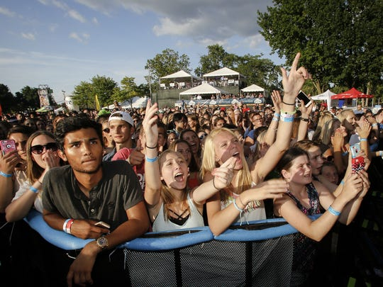 Organizers of Lansing's Common Ground Music Festival said last year's event drew nearly 50,000 attendees. The event's producers are scheduled to have a new festival called Prime this fall at Lou Adado Riverfront Park.