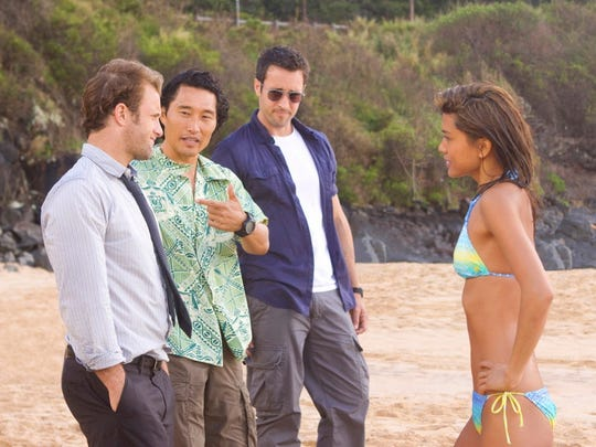 The first four season of Hawaii Five-0 will be available