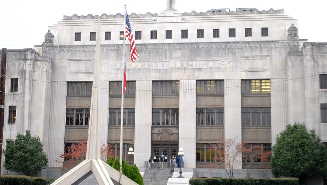 File Photo /  Hinds County Courthouse