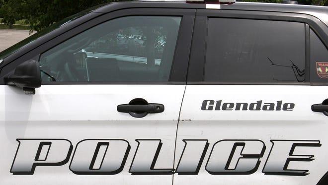 Glendale police squad