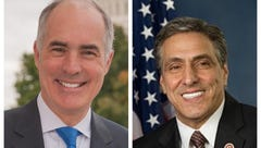 6 takeaways from a campaign visit from Sen. Bob Casey, seeking midterm re-election