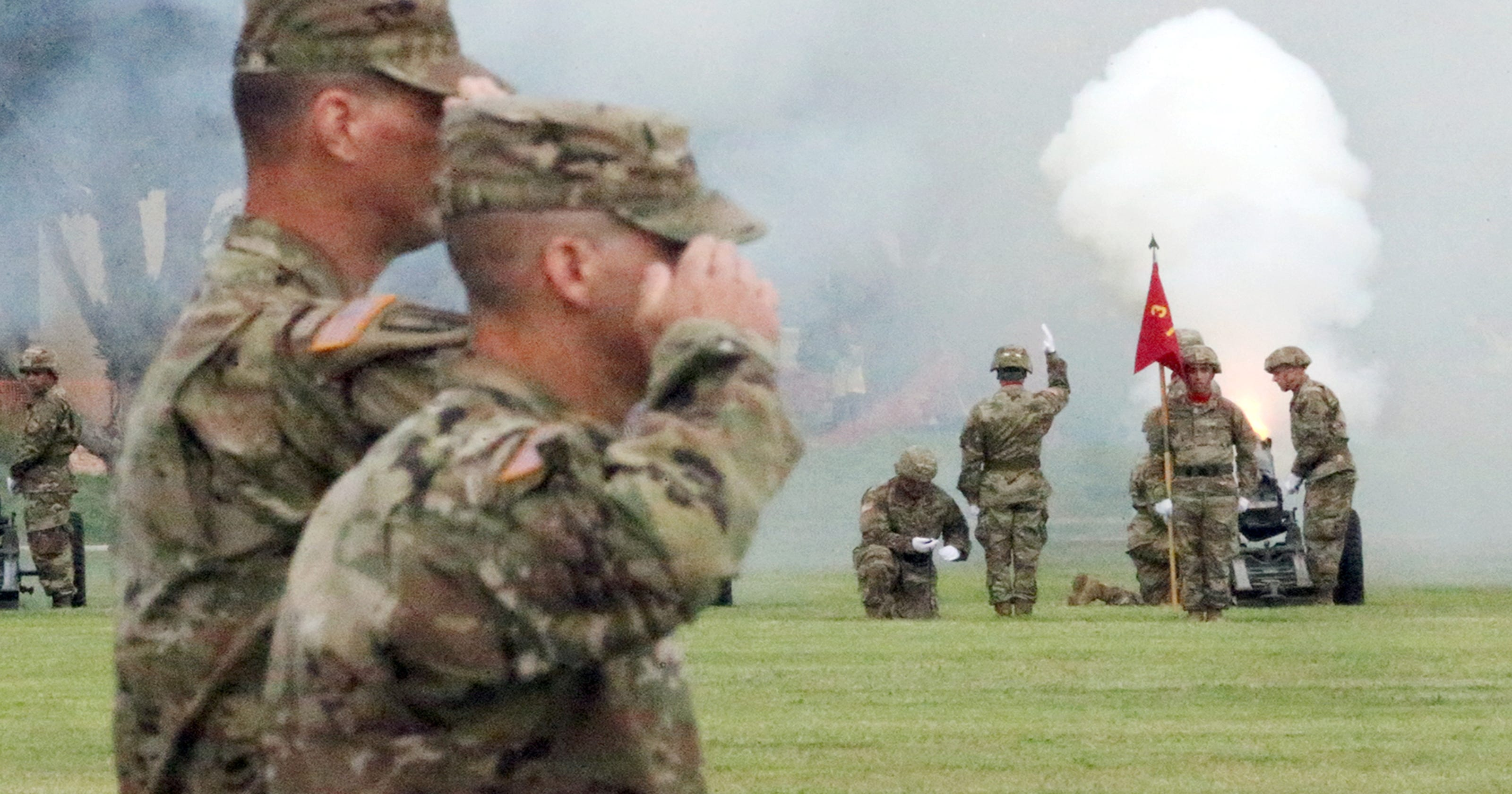 Fort Bliss, 1st Armored Division welcome new commanding general