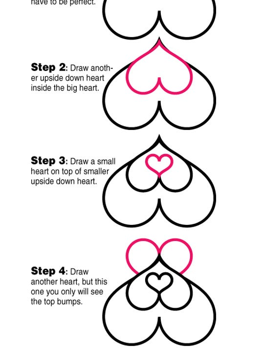 Draw A Valentine S Day Bulldog In 6 Easy Steps