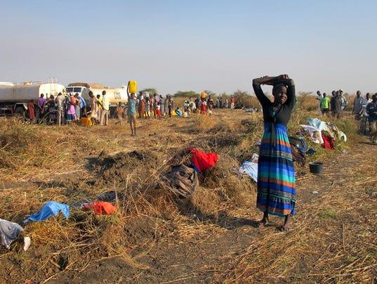AP South Sudan Violence