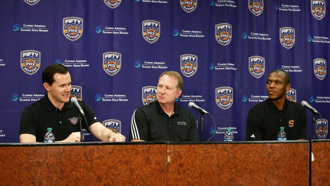 Who will the Phoenix Suns hire as their next head coach?