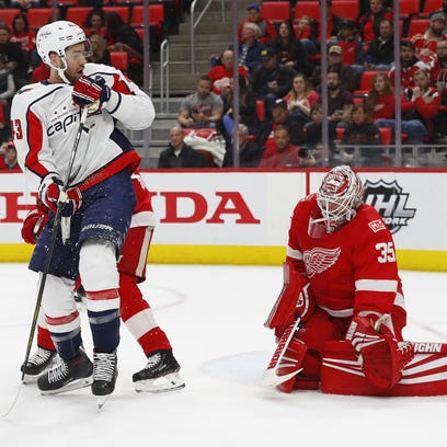 'Frustrating'; Red Wings' playoff fate sealed in loss
