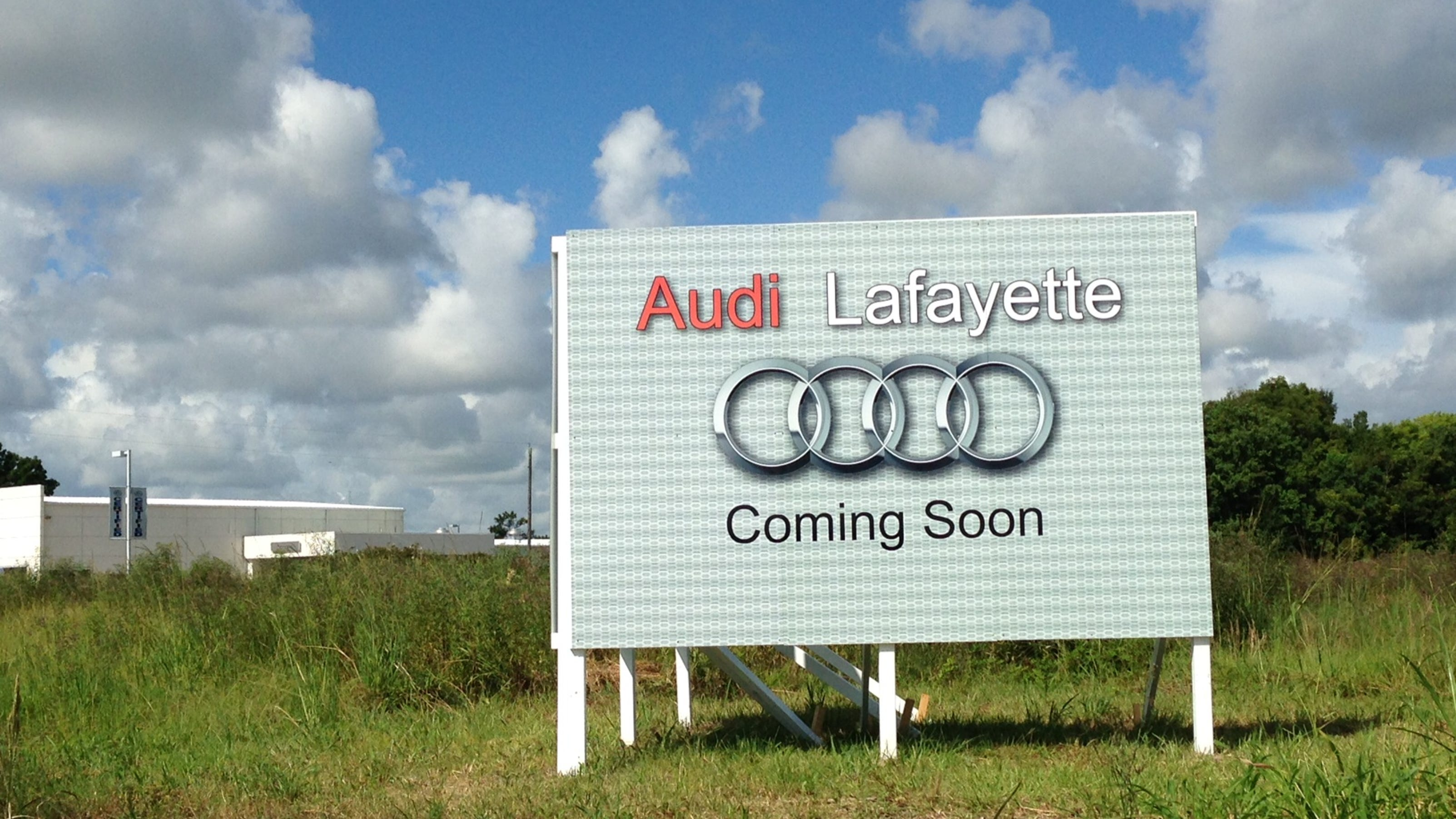 Audi Dealership To Be Built In Lafayette