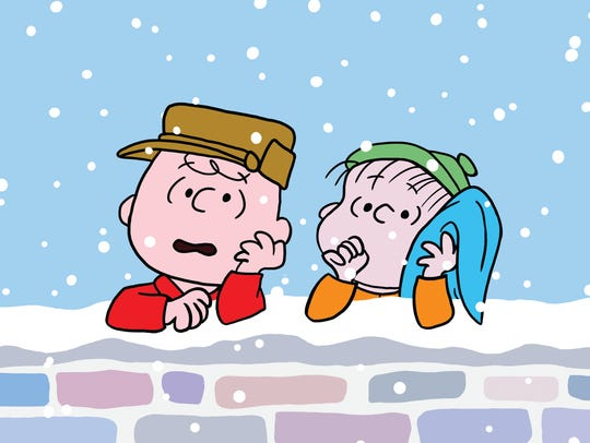 """""""A Charlie Brown Christmas"""" premiered on CBS on Dec."""