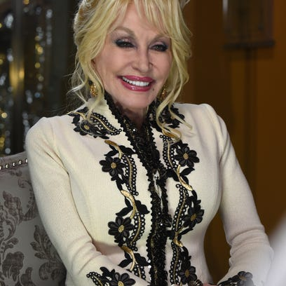 Dolly Parton breaks down what's new for Dollywood's 2018 season at park's opening day