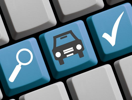 Find your new car online