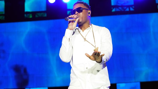 Jeremih performs during Essence Festival on July 2, 2016, in New Orleans.