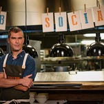Celebrity chef Hugh Acheson has developed a new menu for Punch Bowl Social, including the Detroit location.