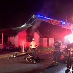 No one hurt in E. Knoxville fire, still under investigation