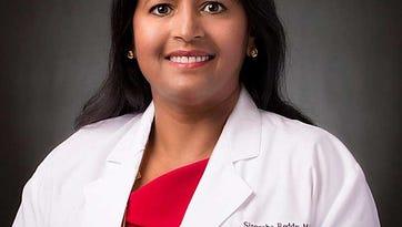 Dr. Sireesha Y. Reddy