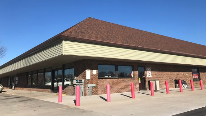 The former PDQ Food Store is now for lease in Menasha.