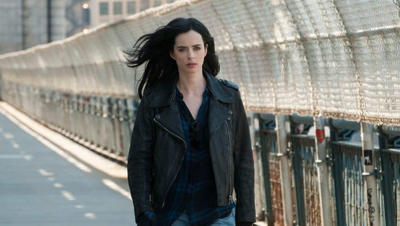 Jessica Jones is part of a bigger story than she knows.