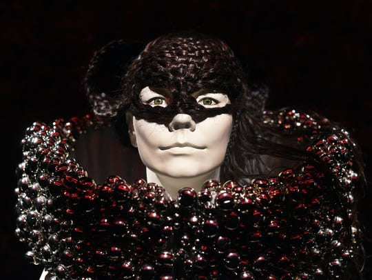 Rockland resident Bjork is the subject of a Museum