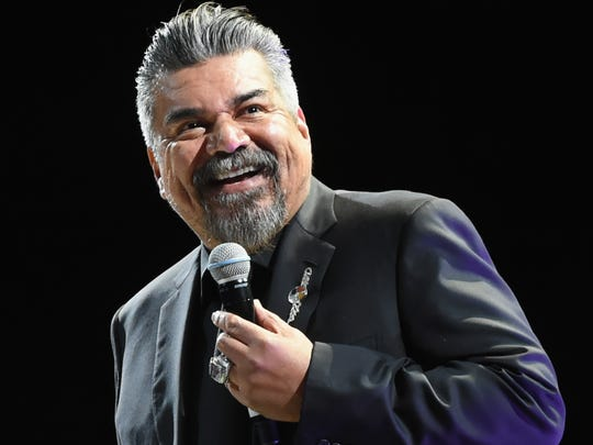 Get ready to laugh the night away as stand-up comedian George Lopez takes the stage on Friday, March 20, at Inn of the Mountain Gods.