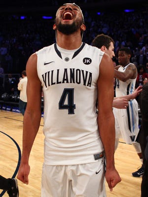 Villanova is the the No. 1 seed in the East region.