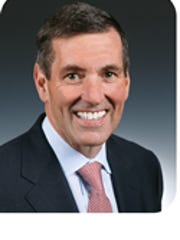 Humana CEO Bruce Broussard testified during the December trial in Washington D.C.