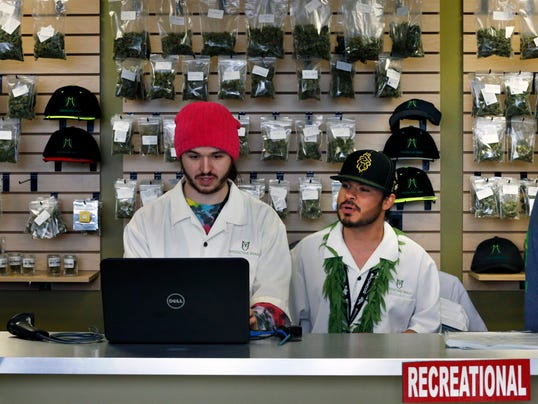 AP Rethinking Pot The First Sales