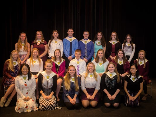 Two Rivers National Honor Society