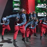 "Ursuline Dance Team performs its US Finals first place Hip Hop routine, ""Flying Monkeys."""
