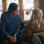 """John Hawkes and Jennifer Aniston in """"Life of Crime."""""""