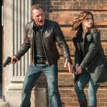 "Jason Beghe portrays Detective Sgt. Hank Voight and Sophia Bush as Erin Lindsay in ""Chicago P.D."" Centered on the Chicago Police Department's scrappy Intelligence Unit, the series by Dick Wolf pits Voight and his team against the worst killers, drug traffickers and mobsters the Windy City can deliver. The series airs 10 p.m. Wednesdays on NBC."