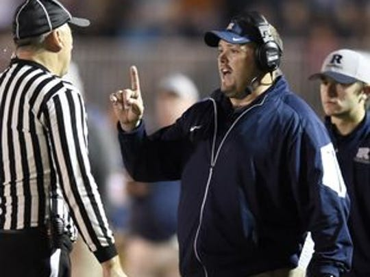 Reitz's Andy Hape named All-City Coach of the Year