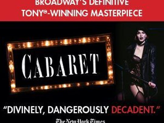 Cabaret coming to The Strand Theatre for the 2017-2018