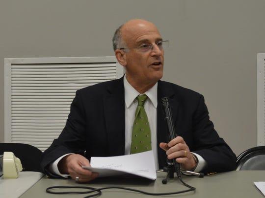 Greenburgh Supervisor Paul Feiner says that annexing