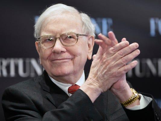 10 most dominant Warren Buffett stocks