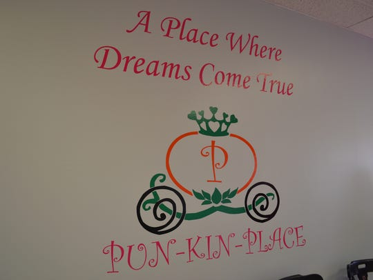 Pun-Kin-Place offers theme parties that include manicures,