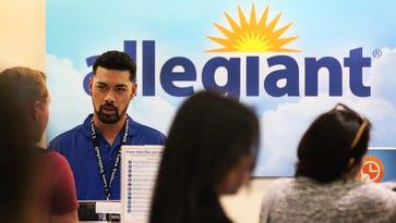 Allegiant  boosts El Paso airport traffic in 2016