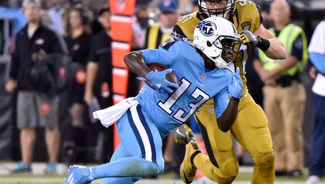 Wide receiver Kendall Wright