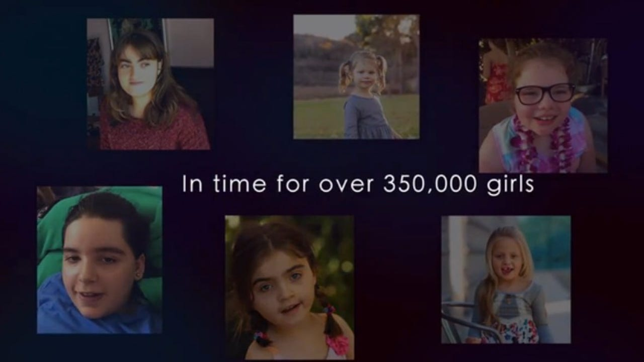 This powerful video was premiered at the Reverse Rett LA event this past year. Please take a moment to watch and share if you haven't already! (Credit: Nanea Miyata) Posted Feb. 5, 2016