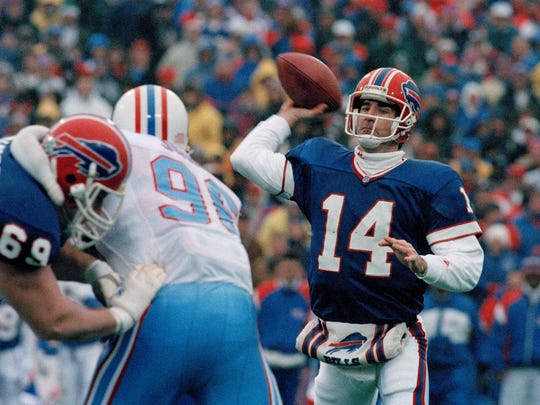A close confidant to Hall of Famer Jim Kelly, Reich's most memorable game happened to be one of the greatest in NFL history, when he led the Bills to a 32-point comeback in the 1993 playoffs.