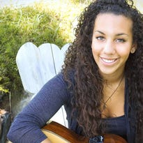 Local singer-songwriter Taylor Taylor will play at the Sun Dried Music Festival.