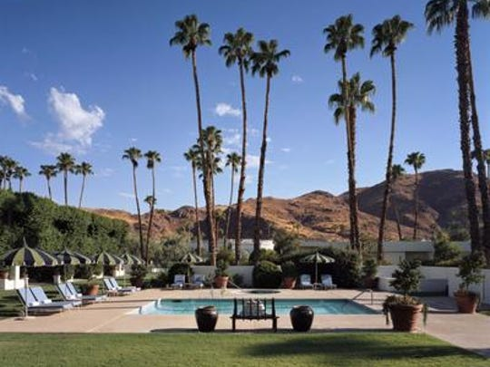 The Parker Palm Springs.