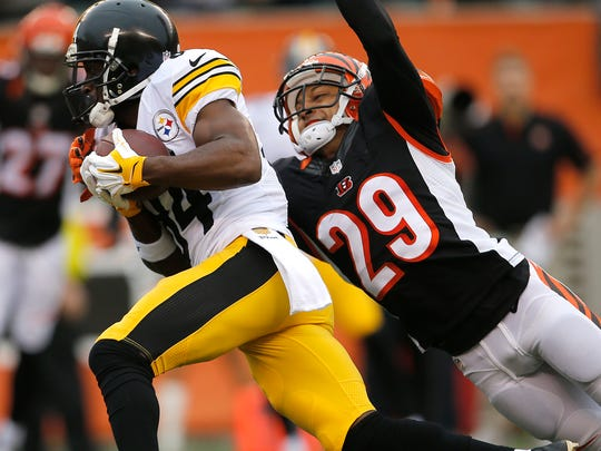 Leon Hall played through a herniated disc this season and would be tough for the Bengals to bring back.