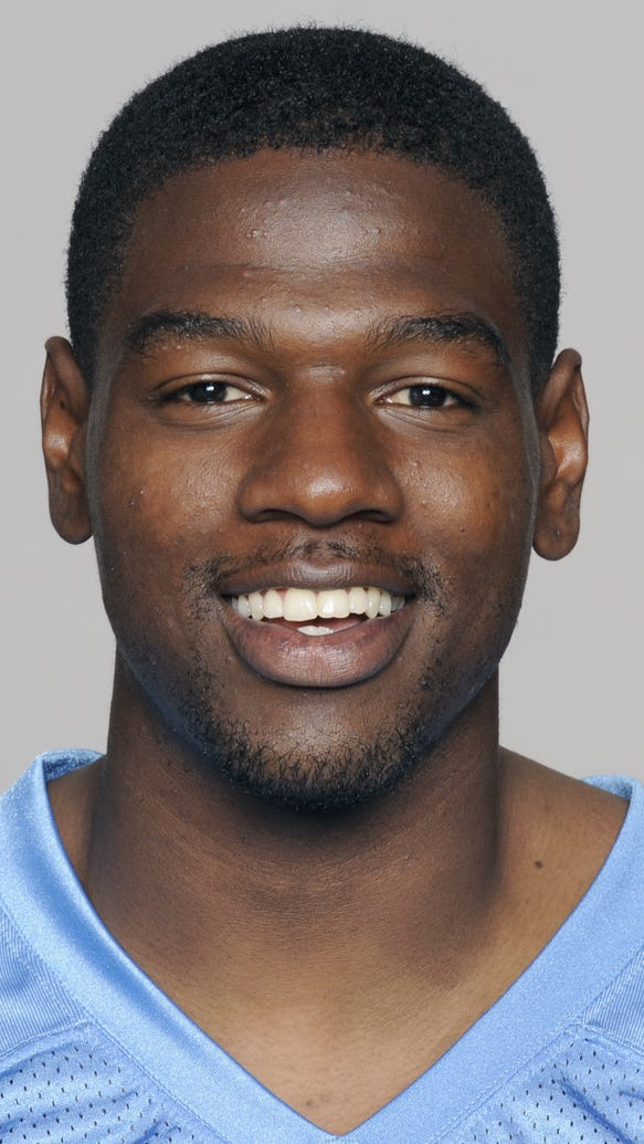 Titans receiver Michael Preston looks to mold character